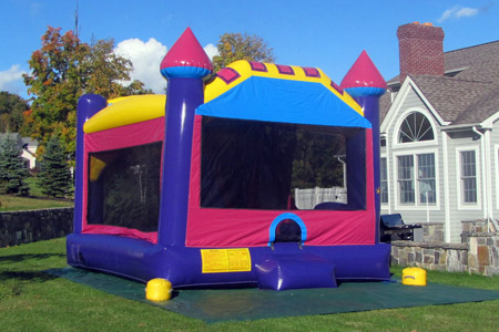We rent Fun Houses, Bouncy Castles and Bounce Houses