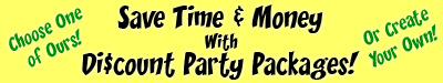 Discount Party Rental Packages.